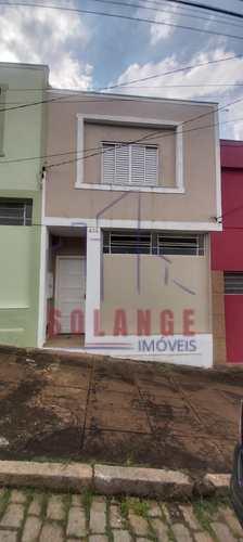 Casa, código 1568 em Amparo, bairro Centro