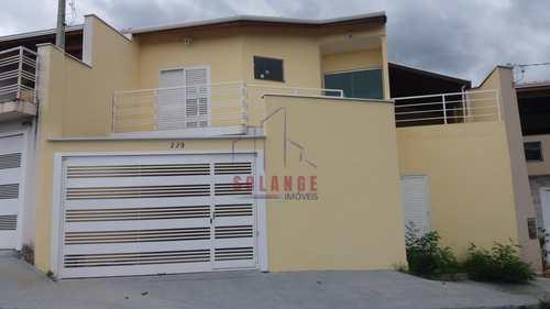 Casa, código 1464 em Amparo, bairro Jardim Silvestre IV
