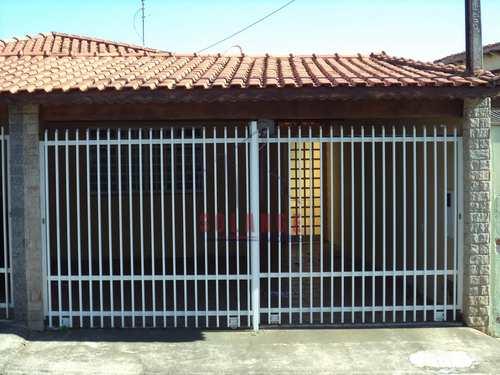 Casa, código 1253 em Amparo, bairro Jardim Brasil