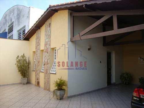 Casa, código 718 em Amparo, bairro Parque Dona Virgínia