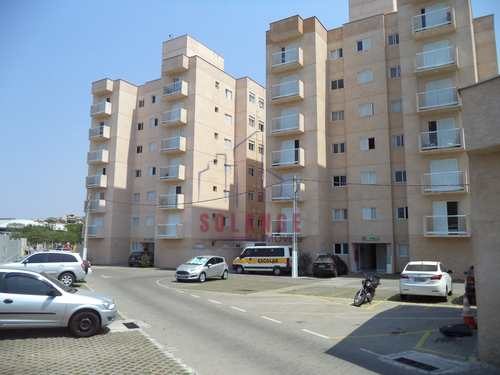 Apartamento, código 1653 em Amparo, bairro Parque Cecap