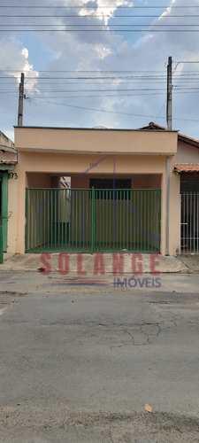 Casa, código 1661 em Amparo, bairro Residencial Santa Maria Amparo