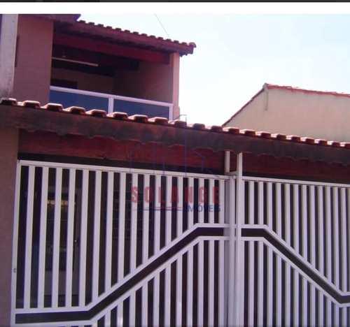 Casa, código 1688 em Amparo, bairro Jardim Silvestre I