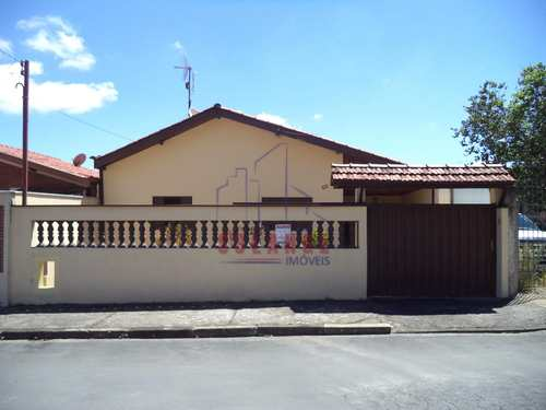 Casa, código 1698 em Amparo, bairro Jardim Figueira
