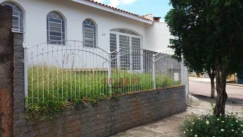 Casa, código 1700 em Amparo, bairro Jardim Itália
