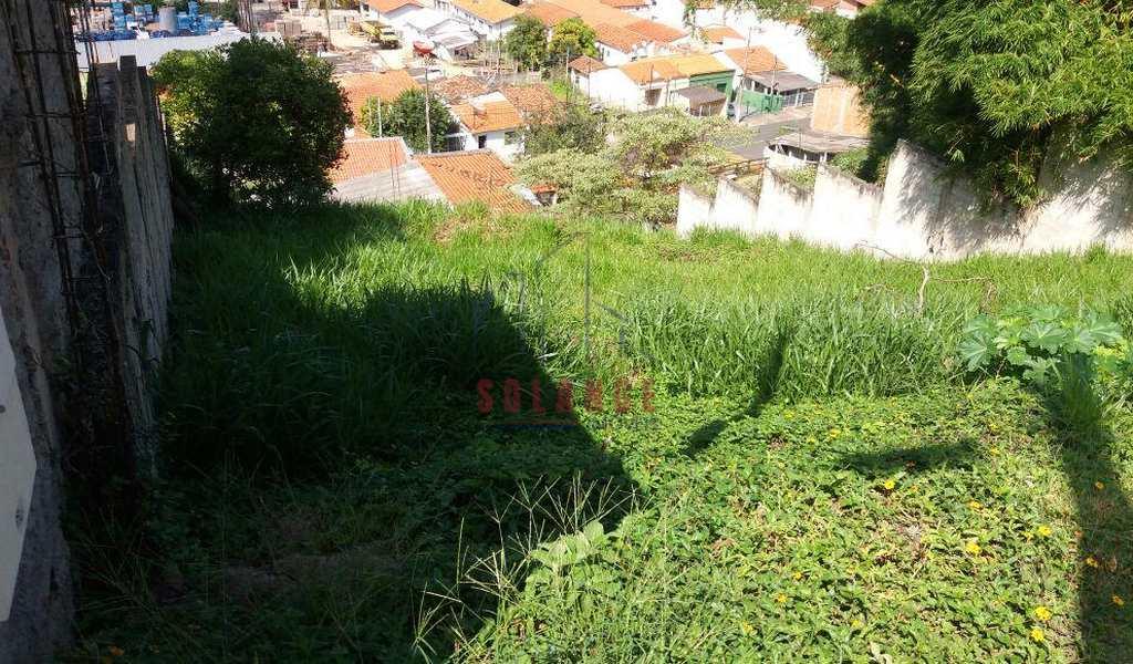 Terreno de Condomínio em Amparo, bairro São Judas