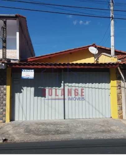 Casa, código 1800 em Amparo, bairro Jardim Silvestre I