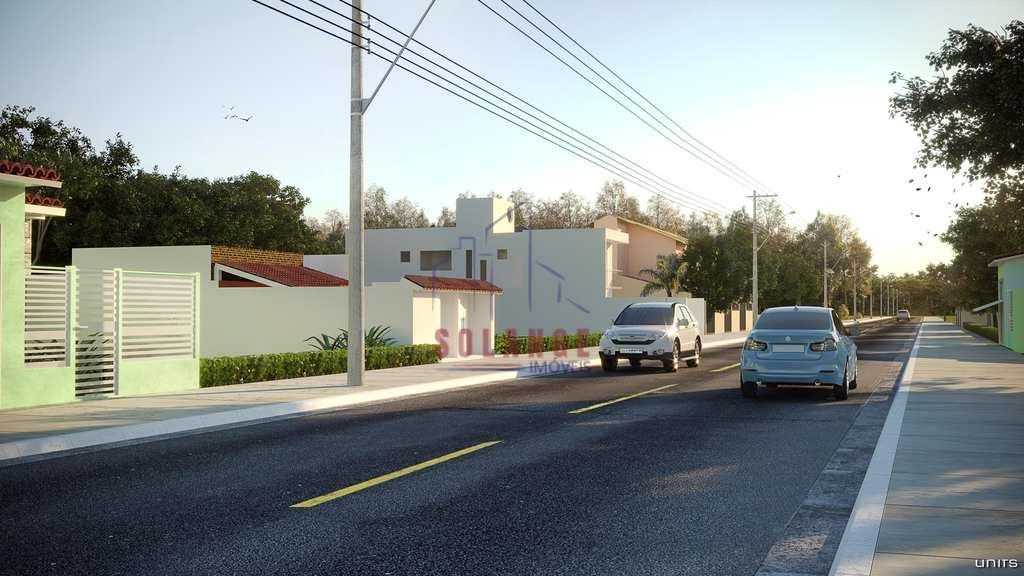 Loteamento em Amparo, bairro Jardim Modelo