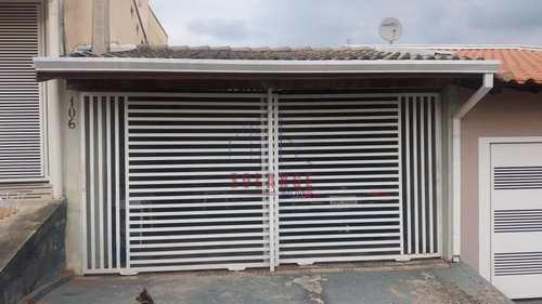 Casa, código 1833 em Amparo, bairro Jardim Silvestre IV