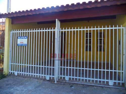 Casa, código 1878 em Amparo, bairro Jardim Silvestre II