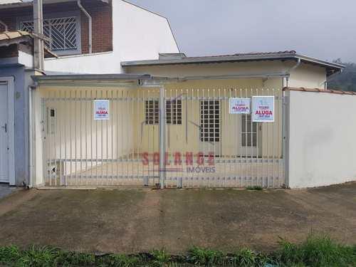 Casa, código 1880 em Amparo, bairro Jardim Silvestre I