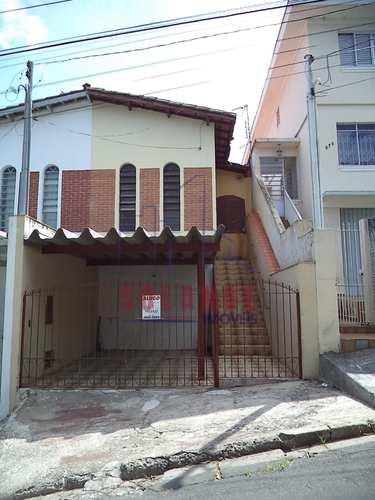 Casa, código 1909 em Amparo, bairro Jardim Moreirinha