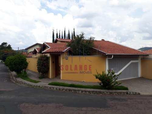 Casa, código 1914 em Amparo, bairro Jardim Itália
