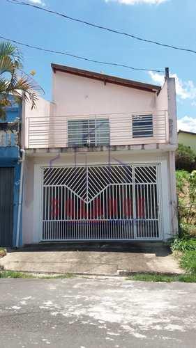 Casa, código 1938 em Amparo, bairro Jardim Silvestre IV