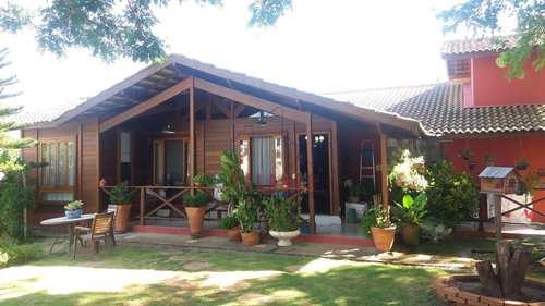 Casa de Condomínio, código 1955 em Monte Alegre do Sul, bairro Orypaba