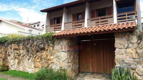 Casa, código 1961 em Amparo, bairro Jardim Silvana