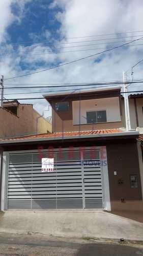 Casa, código 1981 em Amparo, bairro Jardim Itália