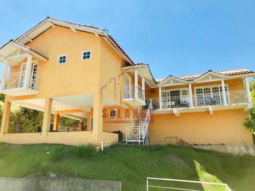 Casa de Condomínio, código 2023 em Monte Alegre do Sul, bairro Orypaba