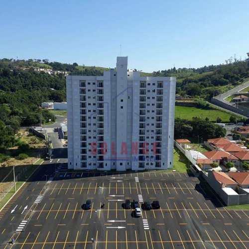 Apartamento, código 2036 em Amparo, bairro Jardim Camandocaia