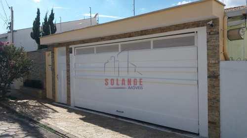 Casa, código 2038 em Amparo, bairro Jardim São Roberto