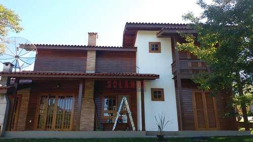 Casa de Condomínio, código 2073 em Monte Alegre do Sul, bairro Orypaba