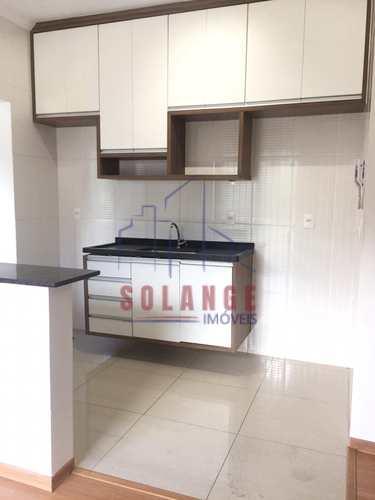 Apartamento, código 2092 em Amparo, bairro Jardim São Dimas