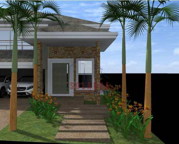 Casa de Condomínio em Amparo, no bairro Jardim São Roberto
