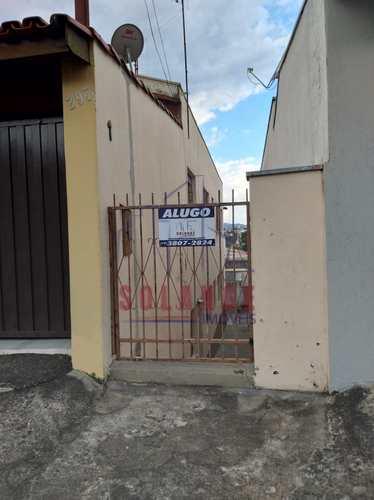 Casa, código 2114 em Amparo, bairro Jardim América