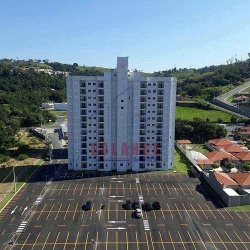 Apartamento, código 2121 em Amparo, bairro Jardim Camandocaia