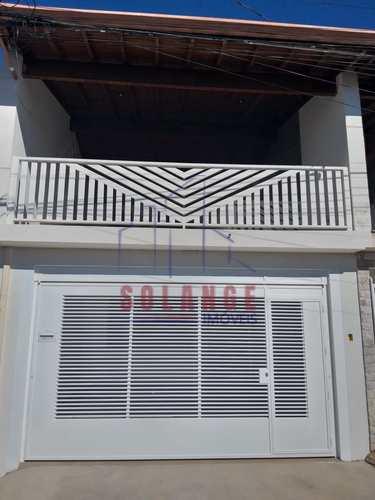 Casa, código 2142 em Amparo, bairro Jardim Andréia