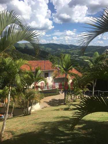 Casa de Condomínio, código 2155 em Monte Alegre do Sul, bairro Orypaba