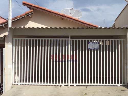 Casa, código 2181 em Amparo, bairro Jardim Moreirinha