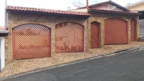 Casa, código 2192 em Amparo, bairro Jardim Silmara