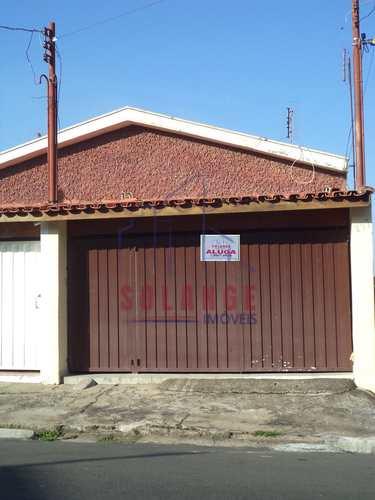 Casa, código 2193 em Amparo, bairro Jardim Adélia