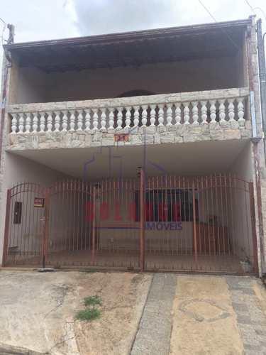 Casa, código 2216 em Amparo, bairro Residencial Santa Maria Amparo