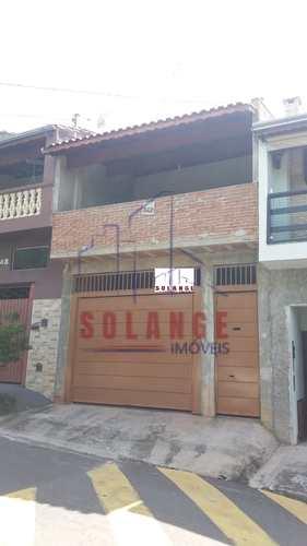 Casa, código 2234 em Amparo, bairro Jardim Silvestre IV