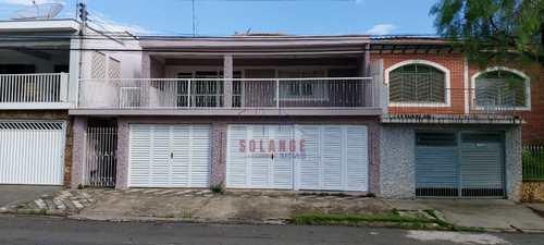 Casa, código 2238 em Amparo, bairro Jardim Figueira