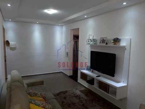 Apartamento, código 2253 em Amparo, bairro Parque Cecap