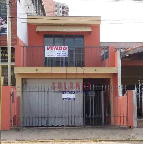 Casa, código 2261 em Amparo, bairro Centro