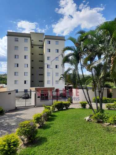Apartamento, código 2274 em Amparo, bairro Figueira