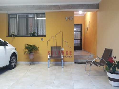 Casa, código 2283 em Amparo, bairro Residencial Paulistano