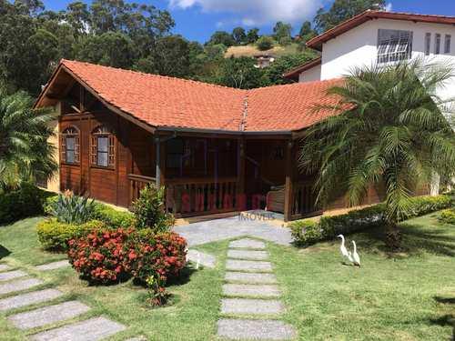 Casa de Condomínio, código 2300 em Monte Alegre do Sul, bairro Orypaba