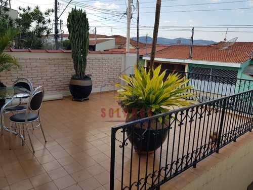 Casa, código 2346 em Amparo, bairro Jardim Adélia