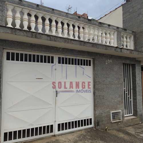 Casa, código 2349 em Amparo, bairro Jardim das Aves