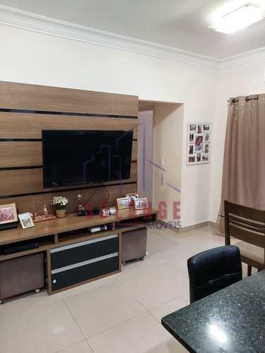 Apartamento, código 2362 em Amparo, bairro Jardim São Dimas