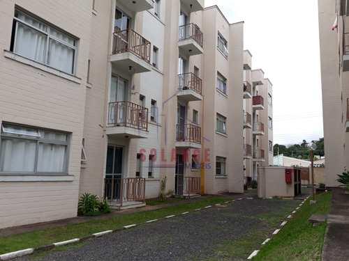 Apartamento, código 2384 em Amparo, bairro Ribeirão