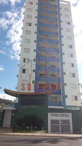 Apartamento, código 2393 em Amparo, bairro Jardim Santo Antônio