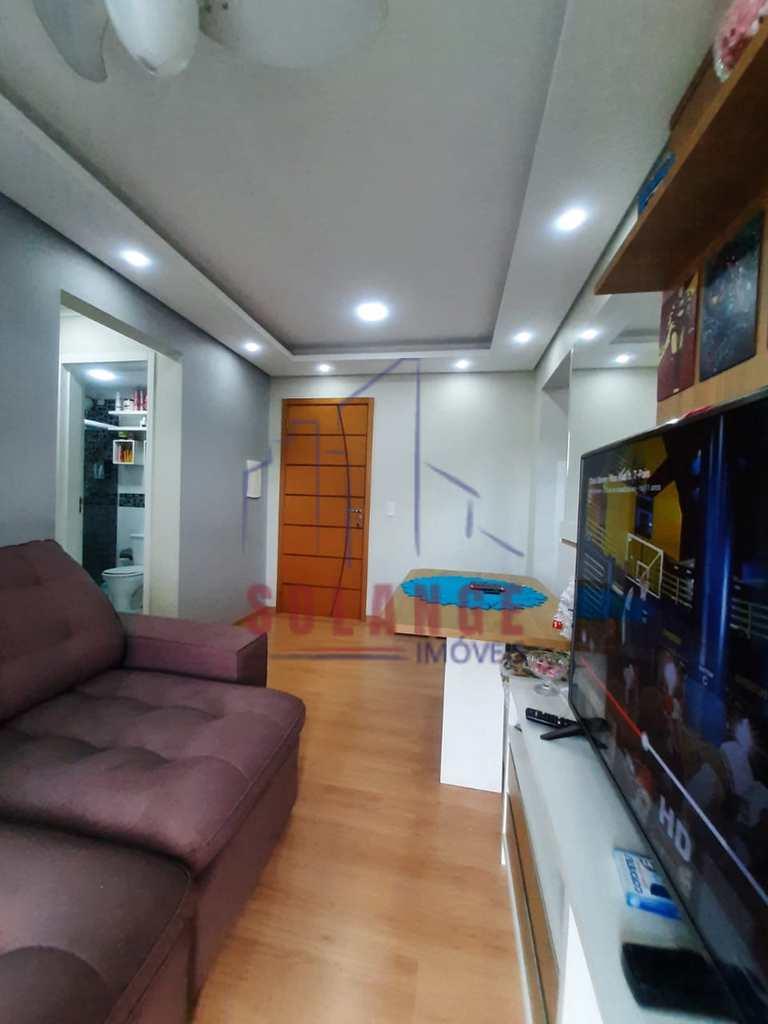 Apartamento em Amparo, no bairro Jardim Camandocaia