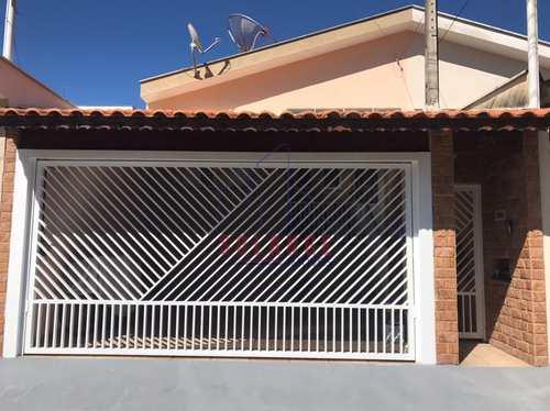 Casa, código 2436 em Amparo, bairro Jardim América