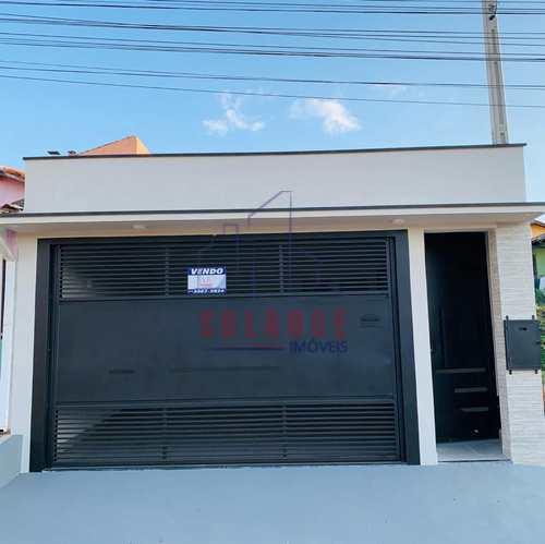 Casa, código 2438 em Amparo, bairro Parque Modelo